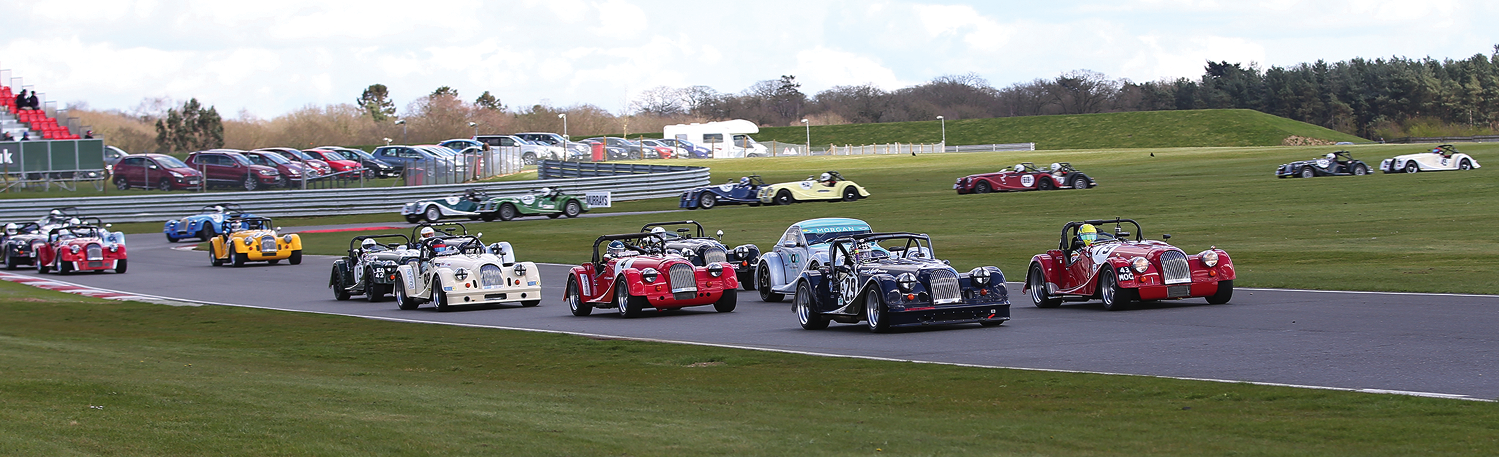 The Morgan Challenge Race Series