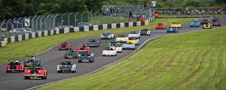 Race prepared Morgans for sale